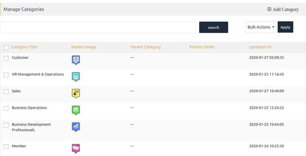 Display BuddyPress Members On GoogleMaps